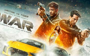 WAR Box-Office Collection Day 4: Hrithik Roshan-Tiger Shroff Starrer Refuses To Slow Down; Beats Bharat And Thugs Of Hindostan