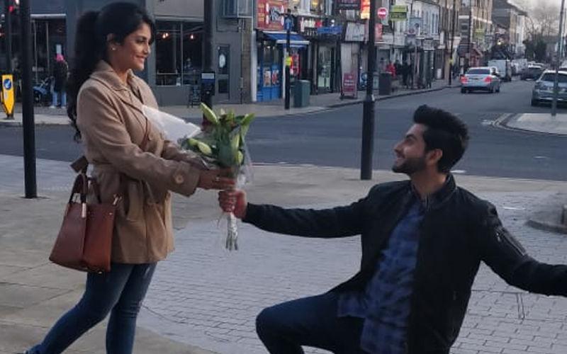 Krishna Chali London: Radhey And Krishna Recreate 'Mere Naam Tu' From Zero