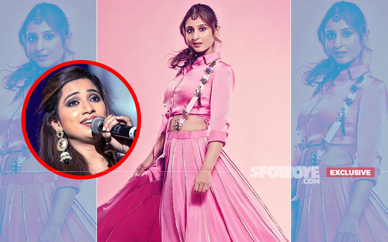 Dhvani Bhanushali Recreates Shreya Ghoshal's Leja Leja Re, New Kid Out To Become A Rockstar