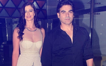 Arbaaz Khan & Girlfriend Giorgia Andriani Paint The Town Red With Their Romance