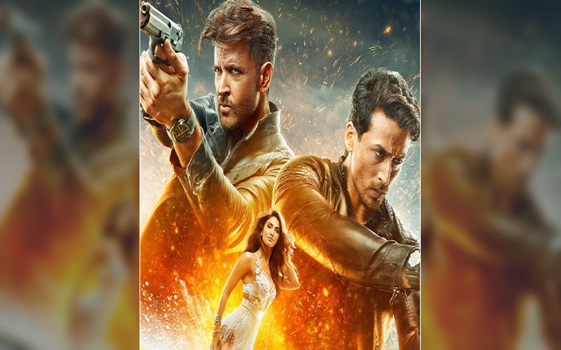 War Trailer Twitter Reactions: This Hrithik Roshan And Tiger Shroff Action Entertainer Gets Thumbs Up From Twitterati