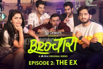 'Brochara': Amey Wagh Gets Awkward When He Bumps Into His Ex-Girlfriend And Guy Friends At The Same Bar