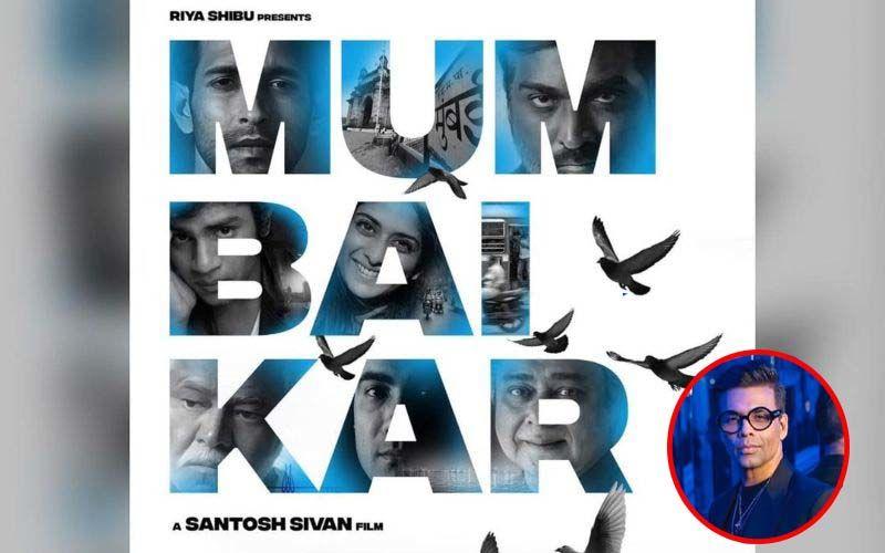 Mumbaikar: Karan Johar Launches The FIRST LOOK Of This Vijay Sethupathi, Vikrant Massey Film; Calls It A 'Stunning Cinematic Experience'