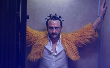 Kaalakaandi First Look: Yes! This Is Saif Ali Khan In A Fur Coat & Pony Tails