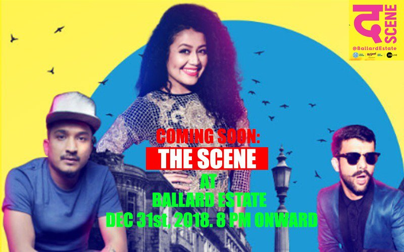 Neha Kakkar, Divine & MojoJojo will perform at Ballard Estate for THE SCENE