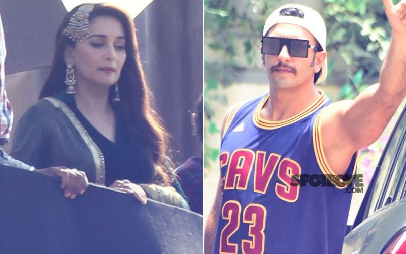 First Look: Madhuri Dixit In Kalank & Ranveer Singh's for Simmba