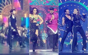 IIFA 2018 Dance Videos: Kartik Aaryan, Kriti Sanon, Arjun Kapoor & Iulia Vantur's Dhamakedaar Performances