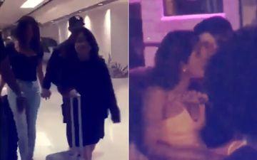 Watch: Priyanka Chopra Accompanies Beau Nick Jonas To Concert & Enjoys Dinner With Him