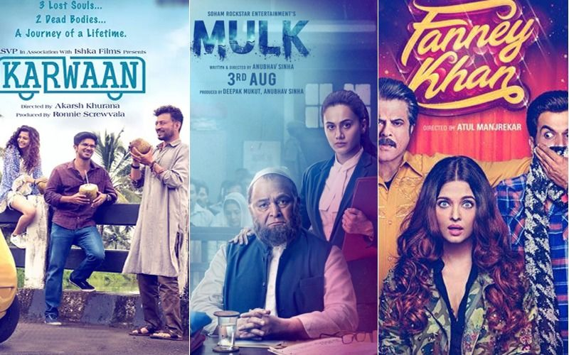 Box-Office Collection, Day 2: Karwaan Collections Better But Mulk & Fanney Khan Still Slow