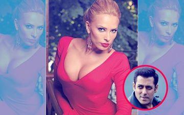 Salman Khan's Girlfriend Iulia Vantur To Debut With Radha Kyun Gori Main Kyun Kaala