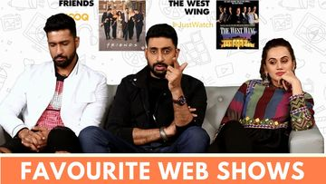 Manmarziyaan's Taapsee Pannu, Abhishek Bachchan And Vicky Kaushal Reveal Their Favourite Web Shows