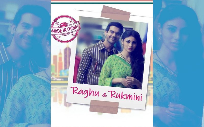Rajkummar Rao & Mouni Roy Share First Look Of Made In China