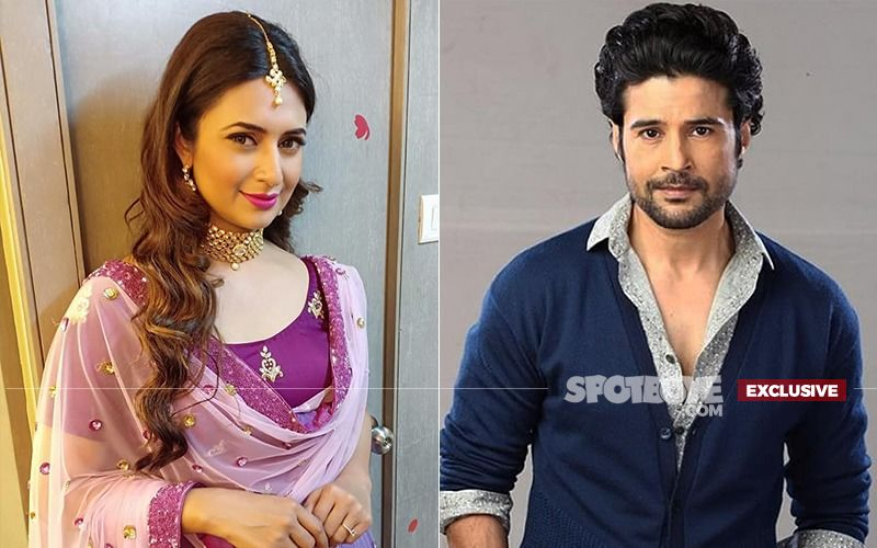 What's 'Cooking' Between Divyanka Tripathi And Rajeev Khandelwal?