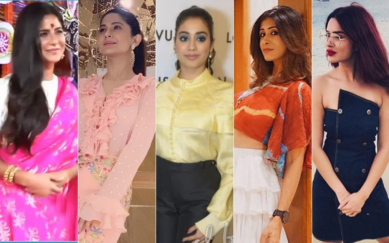 BEST DRESSED & WORST DRESSED Of The Week: Katrina Kaif, Jennifer Winget, Janhvi Kapoor, Kishwer Merchant Or Aashka Goradia?