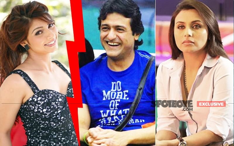 Snubbed By Tanishaa Mukerji, Armaan Kohli Urinates Outside Her Cousin Rani Mukerji's Bungalow?