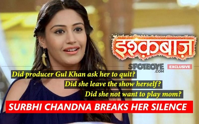 Surbhi Chandna: Producer Took The Call That I Am Not Part Of The Ishqbaaaz Story Ahead. How Do I Continue?