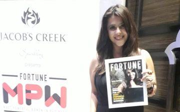 एकता कपूर को फॉर्च्यून इंडिया की 50 सबसे शक्तिशाली महिलाओं की सूची में किया गया सम्मानित!