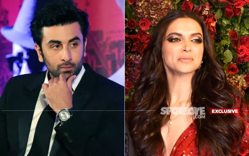 Shocking! No Ranbir Kapoor At Deepika Padukone's Wedding Party