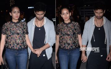 Shahid Kapoor And Mira Rajput's Dinner Date Done Right