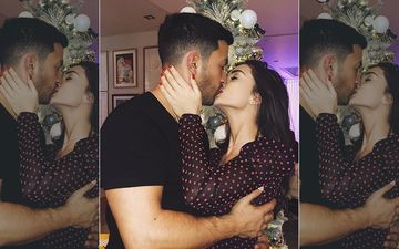 Amy Jackson's Liplock Picture With Her Boyfriend Is Too Romantic For Words