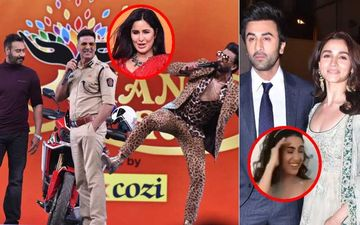 Umang 2019, Inside Videos: Katrina Kaif- Sara Ali Khan Set The Stage On Fire, Simmba Boys Come Together, Alia Bhatt-Ranbir Kapoor Make Heads Turn