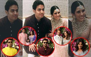 Live Updates: आकाश अंबानी और श्लोका मेहता ने एक-दूसरे को पहनाई जय माला, शादी के बंधन में बंधा यह कपल