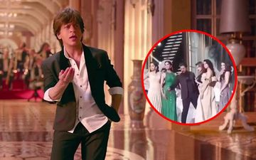 64TH Filmfare Awards 2019: Shah Rukh Khan Performs On Mere Naam Tu From Zero; Janhvi Kapoor And Mouni Roy Join In