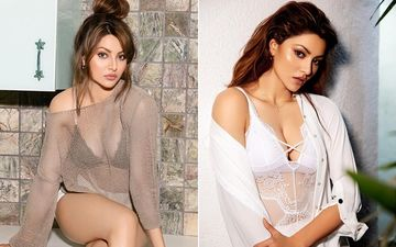 Urvashi Rautela's Smoking Hot Pictures That'll Leave You Desiring For More