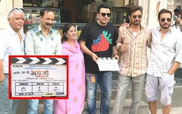 Irrfan Khan On The Sets Of Angrezi Medium; Shoot Begins Today At Udaipur- View Pictures