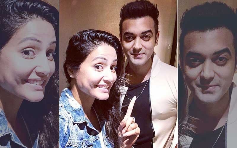 Hina Khan's Birthday Wish For Luv Tyagi Proves That Best Friends Don't Fight Too Long