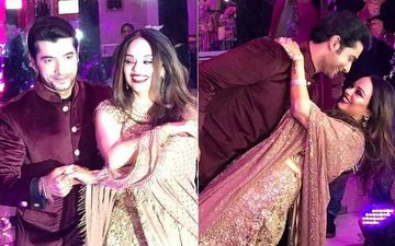 Ssharad Malhotra-Ripci Bhatia's Sangeet Videos: Couple Dances To Ed Sheeran's Perfect