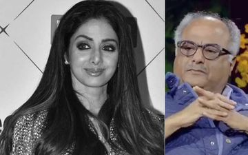 """""""Namumkin Hai,"""" Boney Kapoor Chokes When Asked If He Ever Ceases To Think About Sridevi - Watch Video"""