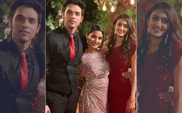 Kasautii Zindagii Kay 2, Hina Khan's Farewell Party: Parth Samthaan-Erica Fernandez Bid Adieu With Much Love