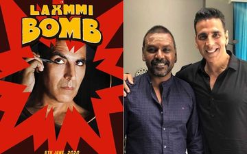 Laxmmi Bomb Controversy: After Raghava Lawrence's Exit, Makers To Rope In New Director Soon