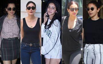 STUNNER OR BUMMER: Kangana Ranaut, Kareena Kapoor Khan, Ananya Panday, Malaika Arora Or Anushka Sharma?