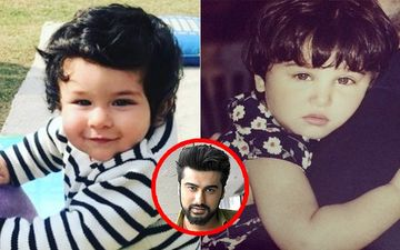 Arjun Kapoor Finds Taimur's Look-Alike In Baby Tara Sutaria