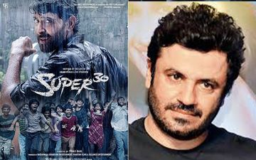 After Getting Clean Chit In #MeToo Allegations, Vikas Bahl's Name Makes It To The New Poster Of Super 30