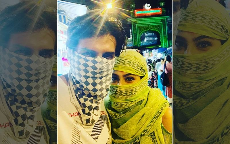 Guess Who? Hint: These Two Masked Co-Actors Are Often In News For Their Link-Up Rumours