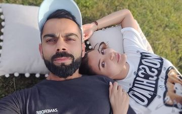 World Cup 2019: Post Her Meet With Hubby Virat Kohli, Anushka Sharma Travels To Brussels For A Shoot