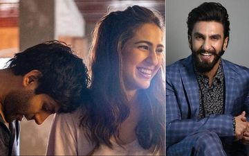 Ranveer Singh Reminds Sara Ali Khan And Kartik Aaryan On How He Played Cupid Between The Two