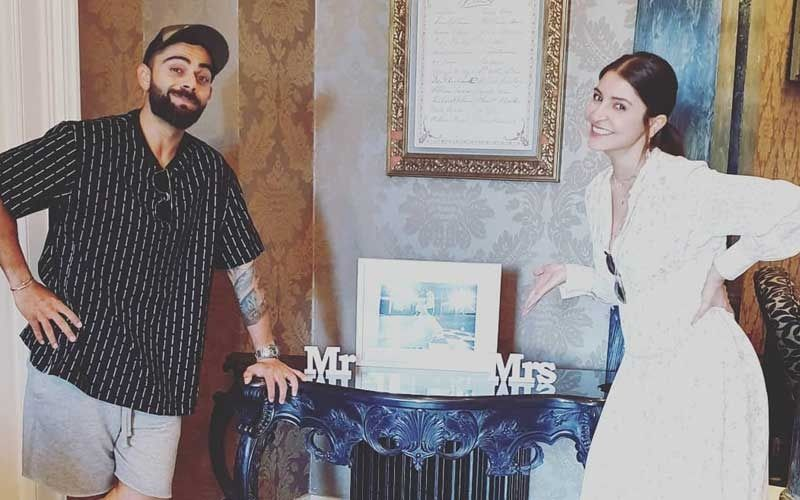 Anushka Sharma 'Seals Silly Moments' With Virat Kohli; Posts A Bunch Of Pictures From England