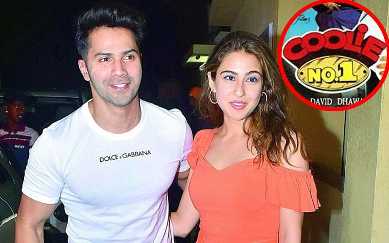 Varun Dhawan-Sara Ali Khan To Recreate Govinda-Karisma's Magic In Reprised Version Of Main Toh Raste Se Ja Raha Tha