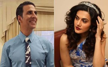 Akshay Kumar Makes It To The Forbes 2019 List; Taapsee Pannu Takes A Sharing Is Caring Jibe At Him