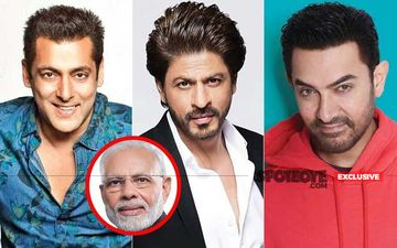 When PM Calls! Will Salman, Shah Rukh And Aamir Khan Come Together For Modi?- EXCLUSIVE