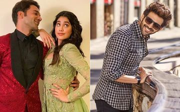 Rajkummar Rao Is In Awe Of RoohiAfzah Co-star Janhvi Kapoor; Kartik Aaryan's Look From Pati Patni Aur Woh LEAKED: Buzzing Now