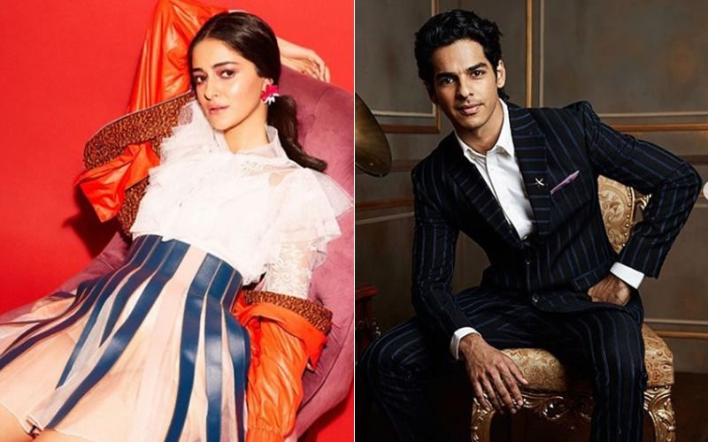 Buzz: Ananya Panday To Star Opposite Ishaan Khatter In Ali Abbas Zafar's Debut Production
