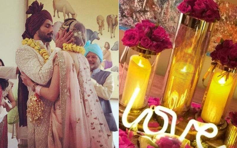 Missed Out On Pics From Shahid Kapoor-Mira Rajput's 4th Wedding Anniversary? Mira Brings Them For You