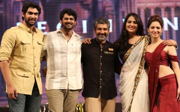 Baahubali Stars Prabhas, Rana Daggubati, Anushka Shetty & Tamannaah To Reunite For A Mythological Film