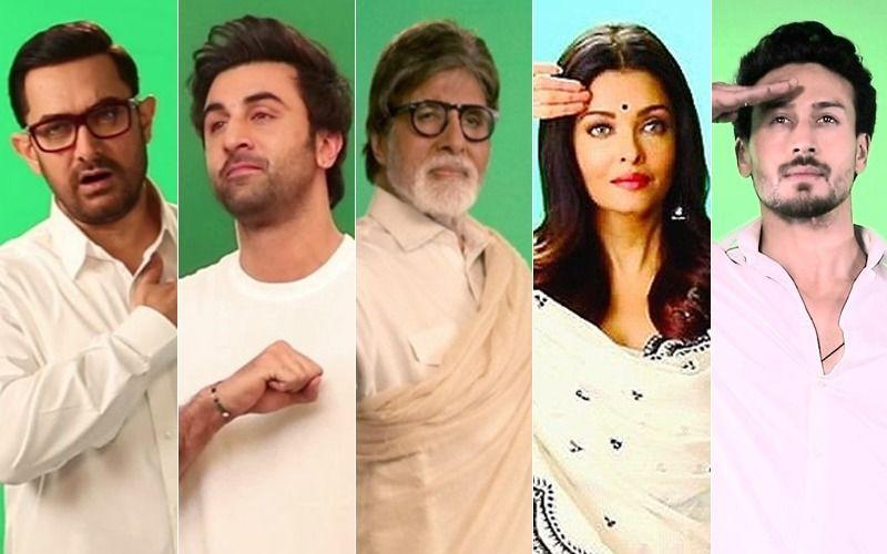 Aishwarya Rai Bachchan, Ranbir Kapoor, Kartik Aaryan & More Pay Tribute To Pulwama Martyrs; CRPF Thanks B-Town Celebs