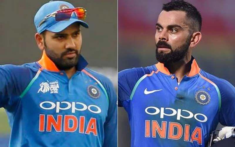 Virat Kolhi And Rohit Sharma Rift Might Challenge BCCI To An Option Of Split Captaincy?